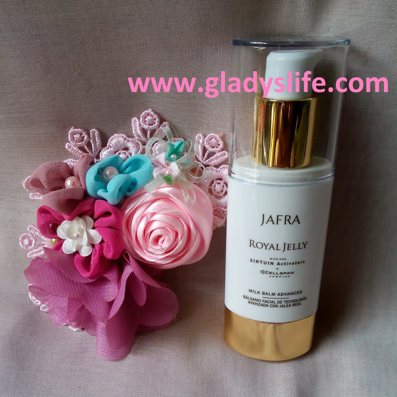 Jafra Royal Jelly Milk Balm Advanced Gladys Life